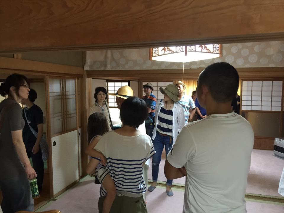 空き家見学ツアー 福井県美浜町