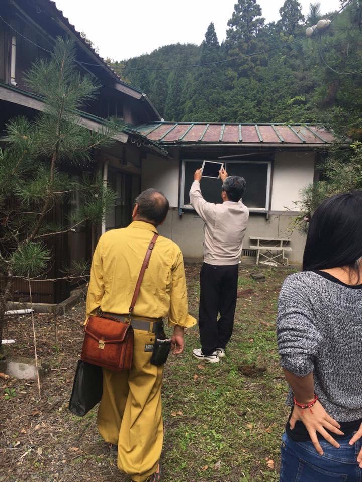 小浜市 空き家調査フィールドワーク