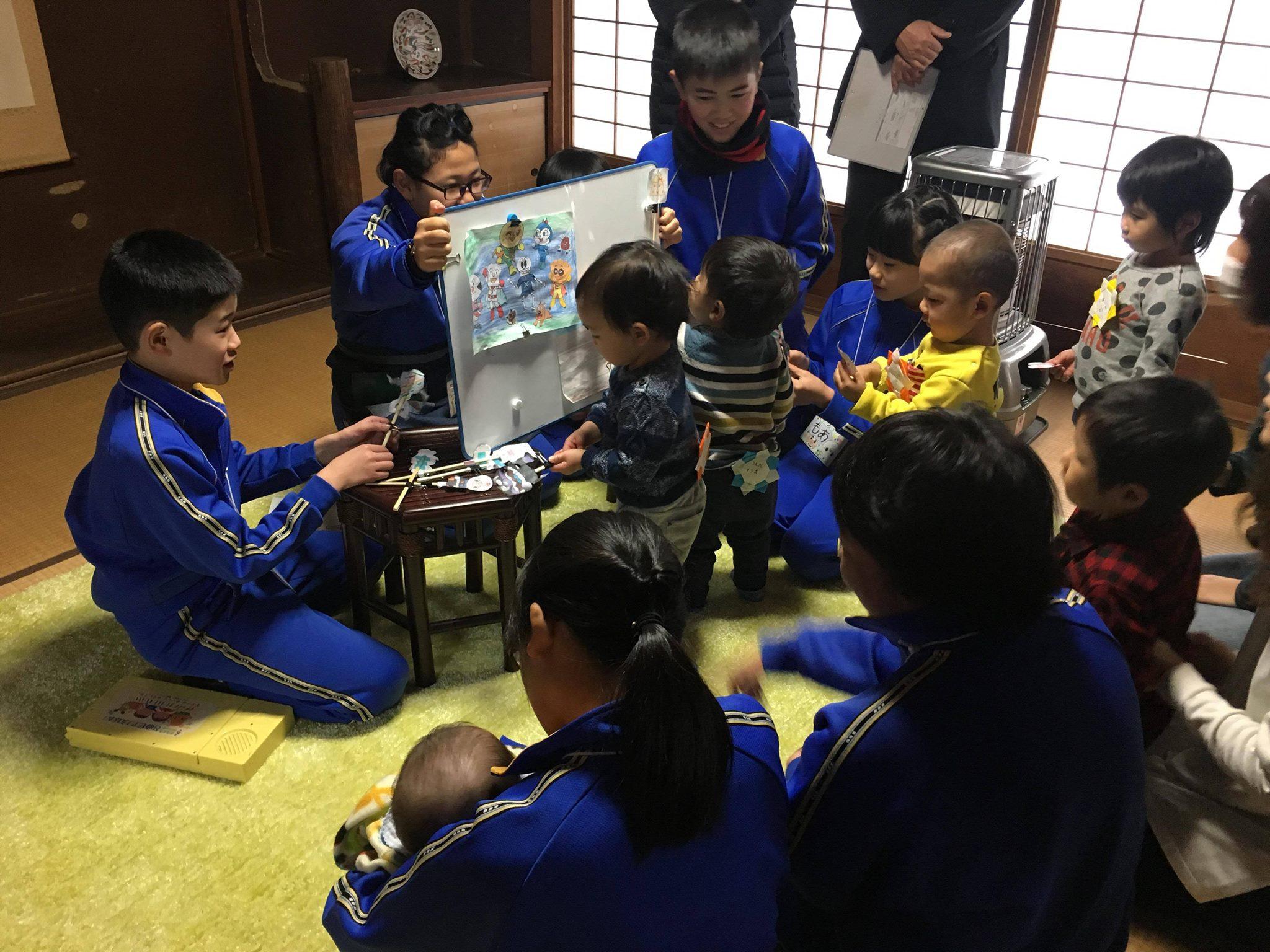 美浜西小学校NIE教育